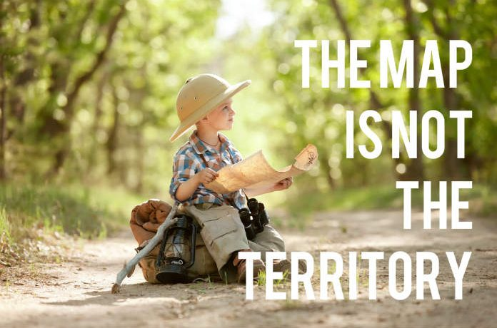 Spirituality Information - The Map Is Not the Territory